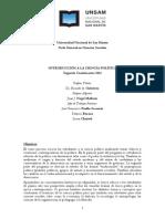 [ PROGRAMA ] Int. a La Ciencia Política 2014