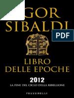 Igor Sibaldi - Libro Delle Epoche