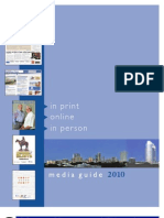 Fort Worth Business Press Media Kit