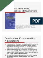 Third World Communication Development