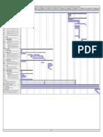 Formato 15 Cronograma de Ejecucion de Obra