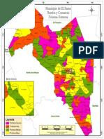 Mapa de Pobreza El Rama