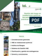 Gestion Del Riesgo Eninstalaciones Quimicas