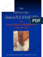 Placas Base  Diseño