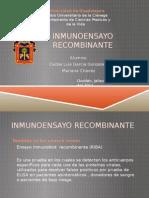 Inmunoensayo Recombinante