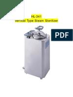Autoclave HL-341 - 72LT (1)