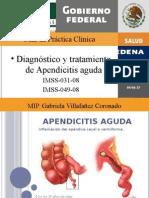Gcp Apendicitis