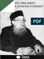 Părintele Mina Dobzeu, botezătorul lui Nicolai Steindhardt