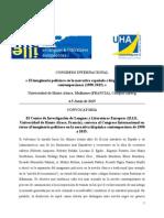 Convocatoria Imaginario Policiaco 2015 - Francia