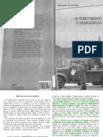 Cavarozzi Autoritarismo y Democracia PDF