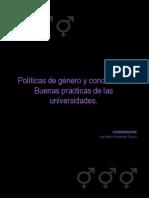 Politicas de género y conciliación
