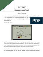 Finite Element Method Mod-2 Lec-3.doc
