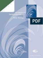 Handbook on General Mgt