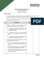 Programa PED Operativa