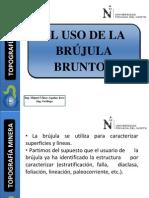 El Uso de La Brújula Brunton