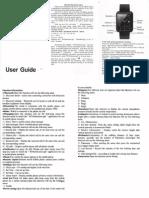 Manual Celular Fone