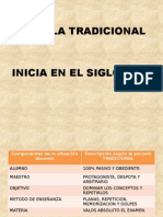 Corrientes Pedagogicas