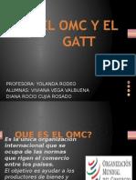 EL OMC Y EL GATT
