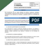 Pro-ps-006-Gestion de Laboratorios de Extension