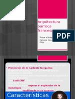 Arquitectura Barroca Francesa