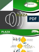 modelo de plaza