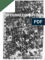 Borja Jordi La Ciudad Conquistada
