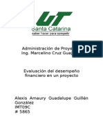 Evaluación financiera en proyectos