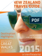 New Zealand Travel Guide - 2015