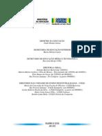 Relatório Gestão 2001