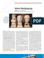 2000 Jahre Niedergang - Focus Magazin No 08 2010
