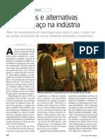 Aco Na Industria - Artigo SAE Brasil