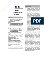 Entramados Productivos Locales - José Borello y Gabriel Yoguel