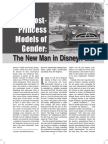 Post-Princess Models of Gender