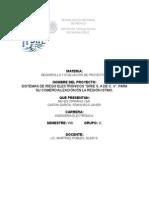 Proyecto-Sistemas de Riego Electrónico