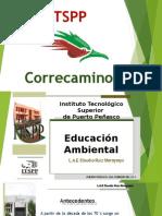 EDUCACIÓN AMBIENTAL ITSPP