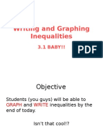 3 1 writing and graphing inequalities