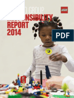 The LEGO Group Responsibility Report 2014