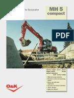 12.Tehničke karakteristike bagera MH-5 (Engleski jezik).pdf