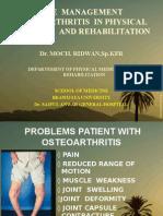 Total Care Osteoarthritis