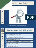 MPA0102 - Pesquisa Cientifica