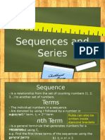 sequences and series notes