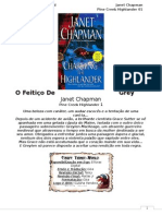 Janet Chapman - Pine Creek Highlander 1 - O Feitiço de Grey (Tiamat-World)