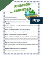 Examen de Educacion Ambiental