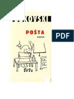 Čаrls Bukovski-Pošta