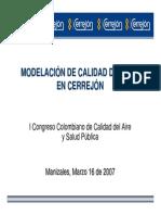 Modelación en Mineria