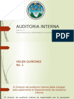 Auditoria Interna Exposicion 1