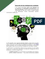 Las TIC en el desarrollo de las Inteligencias Múltiples