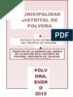 Proyecto Banco de La Nacion  de huanuco