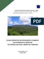 51 Parque Nacional Itabaiana Se