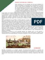 Origen e Historia Del Comercio
